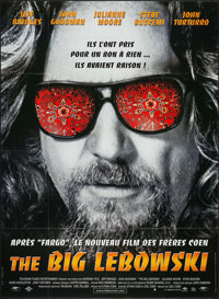 "The Big Lebowski (Gramercy, 1998). French Grande (45.5"" X 62""). Comedy"