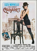 "Movie Posters:Musical, Cabaret (EMI, 1972). Italian 2 - Fogli (39.5"" X 55""). Musical.. ..."
