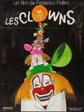 """Movie Posters:Foreign, The Clowns (C.F.D.C.-U.G.C.-Sirius-Pathé, 1971). French Grande (46"""" X 61""""). Foreign.. ..."""
