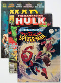 Magazines:Miscellaneous, Marvel Comic Magazines Group of 9 (Marvel, 1970s) Condition:Average VG/FN.... (Total: 9 Comic Books)