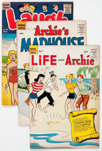 Archie Related Humor Group (Archie, 1950s-60s) Condition: Average VG/FN.... (Total: 28 Comic Books)