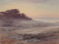 Fine Art - Painting, American:Modern  (1900 1949)  , Charles Bradford Hudson (American, 1865-1939). Sand Trees andSkies near Monterey. Oil on canvas. 12 x 16 inches (30.5 x...