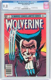 Wolverine #1 (Marvel, 1982) CGC NM/MT 9.8 White pages