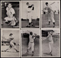 Baseball Collectibles:Photos, 1950's and 60's Baseball Greats Picture Pack Photographs Lot of20....