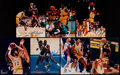 Basketball Collectibles:Photos, Basketball Greats Signed Photographs Lot of 7....