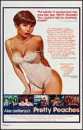 """Movie Posters:Adult, Pretty Peaches & Others Lot (Blu-pix, 1978). One Sheets (3) (26.75"""" X 41"""" & 27"""" X 41""""). Adult.. ... (Total: 3 Items)"""