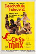 """Movie Posters:Adult, Swedish Minx & Others Lot (Cambist, 1977). One Sheets (4) (25"""" X 38"""", 27"""" X 41""""). Adult.. ... (Total: 4 Items)"""