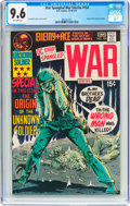Bronze Age (1970-1979):War, Star Spangled War Stories #154 (DC, 1971) CGC NM+ 9.6 Off-white pages....
