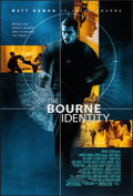 """Movie Posters:Action, The Bourne Identity & Other Lot (Universal, 2002). One Sheets(2) (27"""" X 40"""") DS Advance. Action.. ... (Total: 2 Items)"""