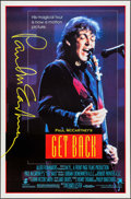 "Movie Posters:Rock and Roll, Paul McCartney: Get Back (New Line, 1991). One Sheet (27"" X 41"")SS. Rock and Roll.. ..."