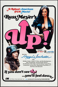 "Up! (RM International, 1976). One Sheet (27"" X 41""). Sexploitation"