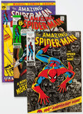 Bronze Age (1970-1979):Superhero, The Amazing Spider-Man Box Lot (Marvel, 1971-80) Condition: AverageVG....