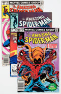 Modern Age (1980-Present):Superhero, The Amazing Spider-Man Box Lot (Marvel, 1982-87) Condition: AverageVF-....