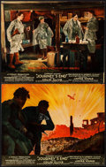 "Movie Posters:War, Journey's End (Tiffany, 1930). Deluxe Lobby Cards (2) (11"" X 14"").War.. ... (Total: 2 Items)"