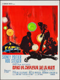 "Movie Posters:Academy Award Winners, In the Heat of the Night (United Artists, 1968). French Affiche (23.25"" X 31.5""). Academy Award Winners.. ..."
