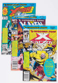 Modern Age (1980-Present):Superhero, X-Cutioner's Song Crossover Long Box Group (Marvel, 1992-93) Condition: Average VF/NM....