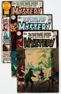 Silver Age (1956-1969):Horror, House of Mystery Group of 23 (DC, 1969-77) Condition: AverageFN.... (Total: 23 Comic Books)