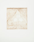 Prints:Contemporary, Richard Diebenkorn (1922-1993). White Club, 1981. Etchingand aquatint in colors on wove paper. 18-7/8 x 18 inches (48 x...