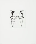 Prints:Contemporary, Brice Marden (b. 1938). Etchings to Rexroth, 11, 1986.Etching and sugarlift aquatint on wove paper. 7-7/8 x 6-7/8inche...