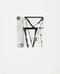Prints:Contemporary, Brice Marden (b. 1938). Etchings to Rexroth, 17, 1986.Etching and sugarlift aquatint on wove paper. 7-7/8 x 6-7/8inche...
