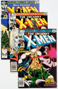 Modern Age (1980-Present):Superhero, X-Men Box Lot (Marvel, 1981-90) Condition: Average VF/NM....