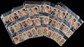 "Non-Sport Cards:Sets, 1935 Gallaher ""Stars of Screen & Stage"" Complete Set Collection(6)...."
