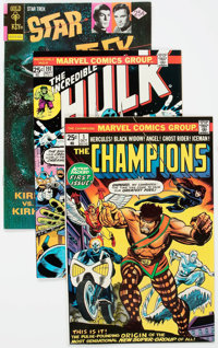 Silver to Bronze Age Miscellaneous Comics Short Box Group (Various Publishers, 1960s-70s) Condition: Average VF/NM