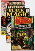 Silver Age (1956-1969):Horror, Comic Books - Assorted Silver Age Mystery Comics Group of 10(Various Publishers, 1960s) Condition: Average VG.... (Total: 10Comic Books)