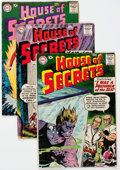 Silver Age (1956-1969):Horror, House of Secrets Group of 26 (DC, 1958-71) Condition: AverageGD/VG.... (Total: 26 Comic Books)