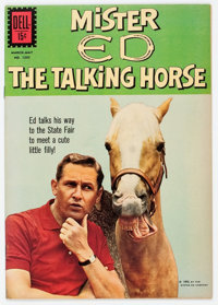 Four Color #1295 Mister Ed the Talking Horse (Dell, 1962) Condition: VF+