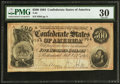 Confederate Notes:1864 Issues, T64 $500 1864 PF-2 Cr. 489.. ...