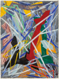 Post-War & Contemporary:Contemporary, Charles Arthur Arnoldi (American, b. 1946). Untitled, 1987.Gouache on paper. 12-3/4 x 9-1/2 inches (32.4 x 24.1 cm) (sh...