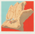 Prints:Contemporary, Jack Beal (American, 1931-2013). Doyle's Glove, 1969.Lithograph in colors. 12 x 13 inches (30.5 x 33 cm). Ed. 23/60.Si...