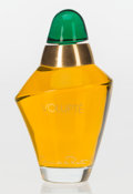 Art Glass:Other , An Oscar de la Renta Factice Bottle: Volupte, circa 1992.11-5/8 inches high (29.5 cm). A PERFUME BOTTLE COLLECTIO...