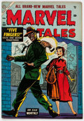 Golden Age (1938-1955):Horror, Marvel Tales #131 (Atlas, 1955) Condition: FN....