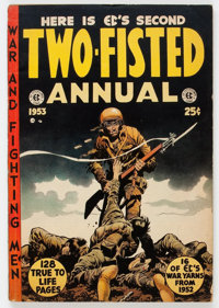 Two-Fisted Annual #2 (EC, 1953) Condition: VG+