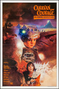 """Movie Posters:Science Fiction, Caravan of Courage: An Ewok Adventure & Other Lot (20th Century Fox, 1984). International One Sheets (2) (27"""" X 40"""" & 27"""" X ... (Total: 2 Items)"""