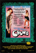 "Movie Posters:Documentary, Crumb (Sony, 1995). One Sheet (27"" X 41"") SS. Documentary.. ..."