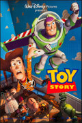 """Movie Posters:Animation, Toy Story (Buena Vista, 1995). One Sheet (27"""" X 40"""") DS Advance. Animation.. ..."""