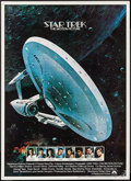 "Movie Posters:Science Fiction, Star Trek: The Motion Picture (Paramount, 1979). British DoubleCrown (18.25"" X 25.5""). Science Fiction.. ..."