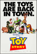 "Movie Posters:Animation, Toy Story (Buena Vista, 1995). One Sheet (27"" X 40"") DS. Animation.. ..."