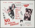 "Movie Posters:Comedy, No, My Darling Daughter & Others Lot (Zenith International, 1961). Half Sheets (3) (22"" X 28""). Comedy.. ... (Total: 3 Items)"