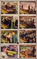 "Movie Posters:Drama, Tarnished Angel (RKO, 1938). Lobby Card Set of 8 (11"" X 14"").Drama.. ... (Total: 8 Items)"