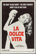 """Movie Posters:Foreign, La Dolce Vita (Astor, 1961). One Sheet (27"""" X 41""""). Foreign.. ..."""