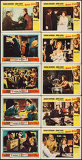 """Movie Posters:Drama, I Want to Live! & Others Lot (United Artists, 1958). Lobby Cards (10) (11"""" X 14""""). Drama.. ... (Total: 10 Item)"""