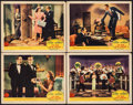 """Movie Posters:Musical, You Were Never Lovelier (Columbia, 1942). Lobby Cards (4) (11"""" X 14""""). Musical.. ... (Total: 4 Items)"""