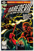 Modern Age (1980-Present):Superhero, Daredevil #168 (Marvel, 1981) Condition: FN+....