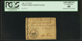 Colonial Notes:North Carolina, North Carolina April 2, 1776 $1 Duck PCGS Apparent Extremely Fine40.. ...