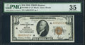 Small Size:Federal Reserve Bank Notes, Fr. 1860-A* $10 1929 Federal Reserve Bank Note. PMG Choice Very Fine 35.. ...