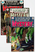 Silver Age (1956-1969):Horror, House of Mystery Group of 24 (DC, 1969-76) Condition: AverageVF.... (Total: 24 Comic Books)